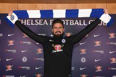 Olivier Giroud. Chelsea