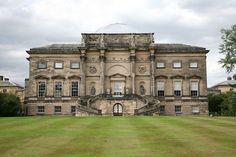 Kedleston Hall — Derbyshire, England