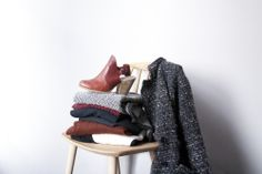 the perfect wardrobe - wide eyed legless Perfect Wardrobe, Work Wardrobe, Winter Wardrobe, Capsule Wardrobe, Fashion Photo, Girl Fashion, Boho Fashion Indie, T Shirt And Jeans, Colourful Outfits