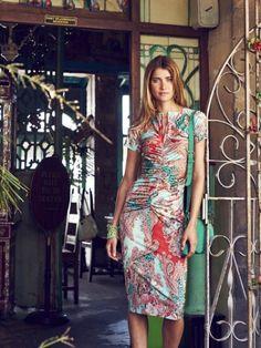 Burda Style Moda - Fiebre tropical (madres & niños)