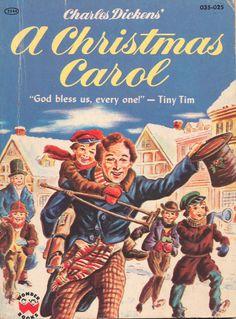 Charles Dickens Christmas Carol 1957