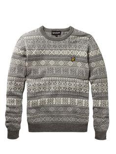 Lyle and Scott jumper colour 2 Knit Baby Sweaters, Women's Sweaters, Sweaters For Women, Sweater Knitting Patterns, Knitting Designs, Knit Patterns, Style Men, Men's Style, Sport Fashion