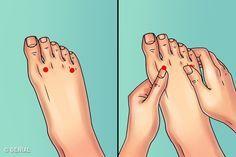 Sisufres dedolores enelpie, larodilla olacadera, aquí hay 6ejercicios para deshacerte deellos
