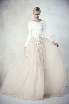 vestidos de novia de Rubén Hernandez