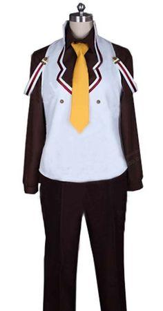 Camplayco Seikoku no Dragonar Ash Blake Cosplay Costume >>> For more information, visit image link.