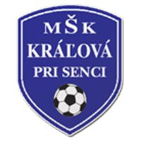 MŠK Kráľová pri Senci (Slovakia) #MŠKKráľovápriSenci #Slovakia (L18293) Soccer Teams, Badge, Football, Logos, Football Equipment, Badges, Madness, Soccer, American Football