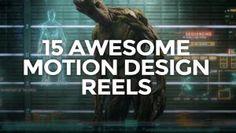 15 cool motion graphics showreels   #1046