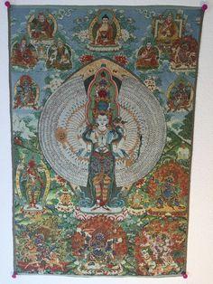 Thousand-Armed Avalokiteshvara http://sco.lt/...