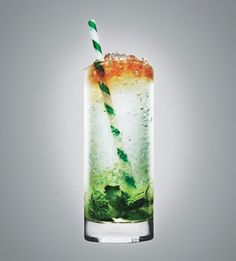 Looks cool for St. Patty's day