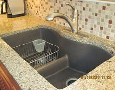 DEEP GRANITE KITCHEN SINK | ... Classic And Neutral! Do Still Love The