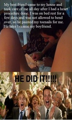 Funny Pictures: He did it!