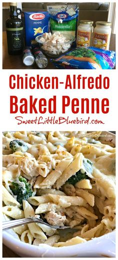 Chicken Alfredo Baked Penne Chicken Alfredo Baked Penne This Comfort Food Casserole Is Loaded With Chicken Broccoli Alfredo Sauce Topped With Mozzarella Cheese And Baked To Perfection A Cheesy Creamy Delicious Meal The Whole Family Will Love Chicken Alfredo Casserole, Pasta Alfredo, Chicken Broccoli Alfredo Recipe Easy, Baked Alfredo Recipe, Chicken Alfredo Pasta Baked, Shrimp Alfredo Recipe With Jar Sauce, Alfredo Sauce Jar, Homemade Chicken Alfredo, Baked Penne Pasta