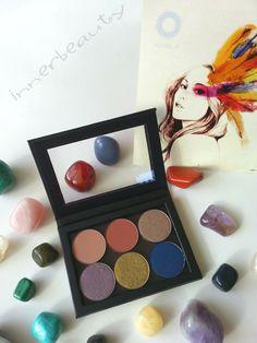Nabla Cosmetics, Blog, Eyeshadow, Beauty, Eye Shadow, Blogging, Eye Shadows, Beauty Illustration