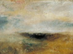 Seascape with Storm Coming On c.1840 Joseph Mallord William Turner 1775-1851 Accepted by the nation as part of the Turner Bequest 1856 http://www.tate.org.uk/art/work/N04445