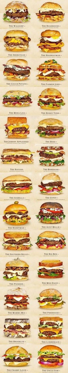Cheeseburger ideas