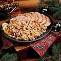 Apple-Almond Stuffed Turkey Photo