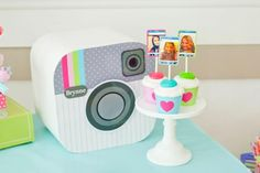 Instagram Inspired Party Planning Ideas Supplies Idea Cake Decorations