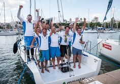 """The 2016 edition of Regata Copa del Rey, hosted by Real Club Náutico de Palma finished last weekend. It was an exciting regatta with the Montblanc #Maxi72 titles going down to the wire. The duel for the Montblanc Maxi 72 crown was finally won by Hap Fauth's """"Bella Mente"""" crew but their closest rivals """"Proteus"""" – George Sakellaris' team which had won the #CopadelRey twice before – had the title in their grasp during the final race of the six day regatta."""