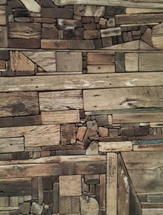 """"""" GEORGE MORRISON (American, 1919-2000), New England Landscape, wooden collage, 1965-67. In a permanent collection of Detroit Institute of Arts. Photo copyright by Scandinavian Collectors 2016. """""""