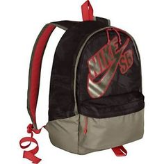 Nike 6 Piedmont Small Skateboarding Sb Camo Blend Backpack Book Bag Was 40