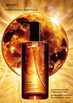 Shu Uemura New Luxurious Cleanser - Ultime8 Cleansing Oil