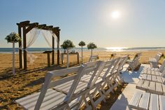 Wedding at Elba Costa Ballena hotel, Cadiz. Sea, sand and love.