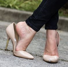 Sexy Legs And Heels, Sexy High Heels, Lace Up Heels, Womens High Heels, Stiletto Pumps, High Heel Pumps, Pumps Heels, Beautiful High Heels, Sexy Sandals