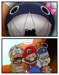 Paper Mario: Color Splash - SPOILERS - Princess by WingedBlueShell
