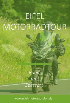 EIFEL MOTORRAD TOUR - Rund um Spessart /// Diese Eifel Motorradtour führt Euch rund um Spessart in der Nähe des Nürburgrings entlang... Eifel, Tours, Blog, Europe, Ruins, World, Vacation, Blogging