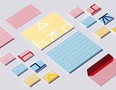 """Popatrz na ten projekt w @Behance: """"MOI - New Nordic Design Visual Identity"""" https://www.behance.net/gallery/46477653/MOI-New-Nordic-Design-Visual-Identity"""