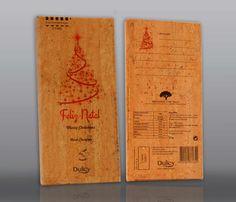 Christmas Collection | Árvore de Natal Chocolate Negro 48% Cacau 125 g