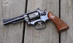 Smith & Wesson K-38 Combat Masterpiece Revolver Model 15