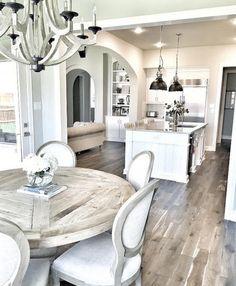 nice 80 Elegant White Shabby Chic Kitchen Wall Shelves https://homedecort.com/2017/04/elegant-white-shabby-chic-kitchen-wall-shelves/