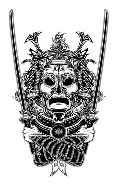 Samurai on Behance