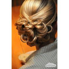 Wedding Hair and Makeup Portfolio - Up Do's For I Do's | Up-Do's For I Do's found on Polyvore