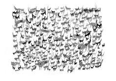 a cat hoard by FayeMoorhouse