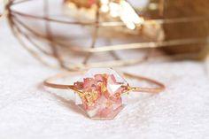 resin-jewelry-real-petals-gold-flakes-livinlovin-9