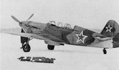 Les avions du Normandie-Niemen