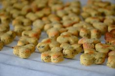 Galletas de proteína vegana para perros | 16 golosinas que puedes prepararle a tu perro