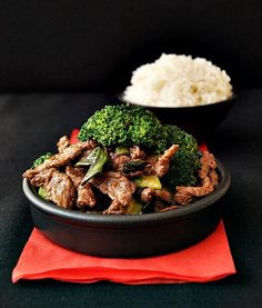 Recipe: Beef Recipes / Ginger & Shallot Beef with Broccoli - tableFEAST