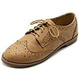#ad  Ollio Women's Flats Shoes Wingtip Lace Up Oxfords  OLLIO is a well-established fashion shoe brand over 10 years which carries stylish and an affordable women's footwear. OLLIO offers the best quality at low price and confidently ensure the prestige quality of our products. OLLIO carries a diverse and wide range selection of the latest trends and hottest a la mode fashion such as Boots, Military Style, Espadrilles, Flats, Lace-Ups, Loafers & Slip-Ons, Pumps, Sandals, High Heels, ..