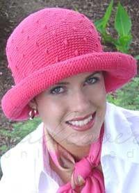 Hand Crocheted Kathleen Hat | Headcovers.com