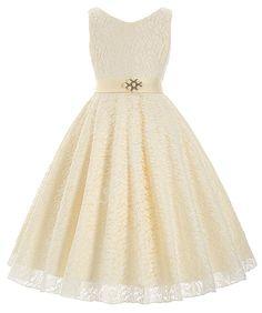 Koronkowa sukienka dziewczęca| sukienki dla dzieczynki, szampańska sukienka…