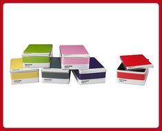 Pantone Metal Storage Box Mimosa - Refine your workspace (*Amazon Partner-Link)