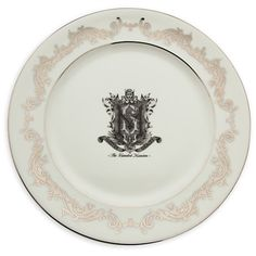 The Haunted Mansion Porcelain Dinner Plate