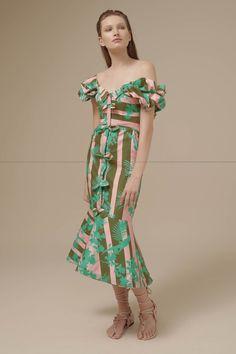 Johanna Ortiz коллекция | Коллекции весна-лето 2017 | Париж | VOGUE