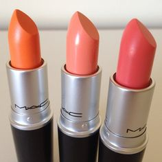 Perfect Spring/Summer lippies