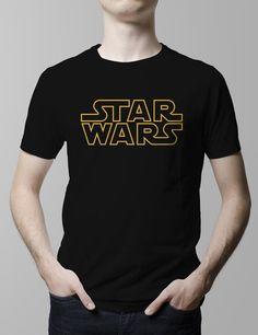 Kaos Star Wars Classic Saga Logo  Rp110.000  #StarWarsMerch #StarWars #KaosStarWars