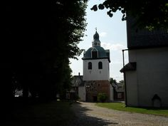 old church Built In Storage, Finland, Statue Of Liberty, Building, Nature, Travel, Statue Of Liberty Facts, Naturaleza, Viajes