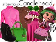 Disney Bound - Candlehead